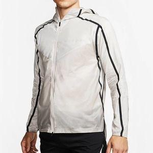 NIKE Men's Tech Pack Jacket in Moon Particle/Black